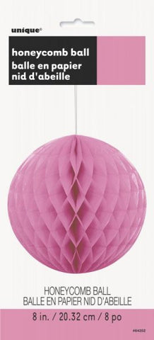 Honeycomb Ball - Pink