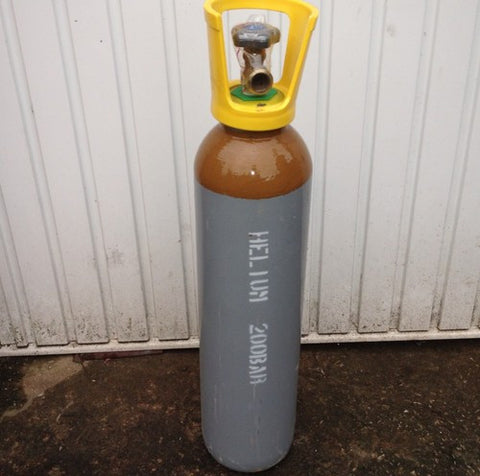 Balloon Gas Cylinder Hire