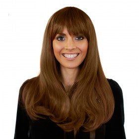 Brown Heat & Style Wig