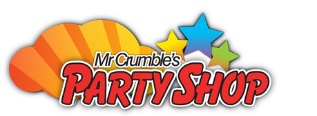 Mr Crumble's Party Shop