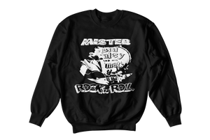 GAS retro Sweatshirt design, Bill Haley1972 Wembley Rock n Roll Festival,RnR03