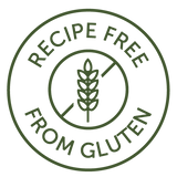 Recipes free from gluten