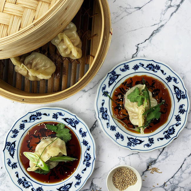 Emma's Giant Prawn & Pork Dumplings