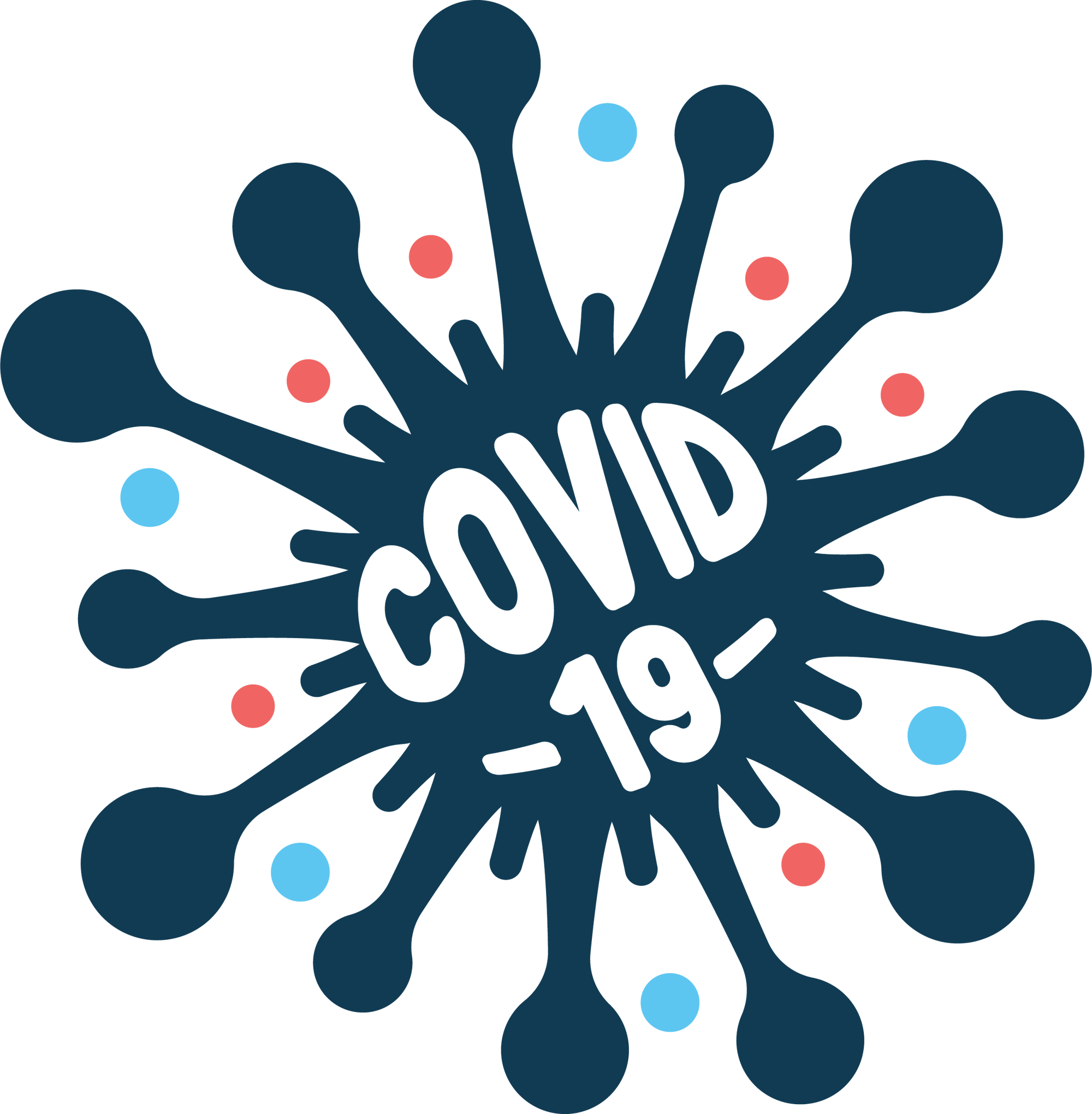 COVID-19 SVG Cut File