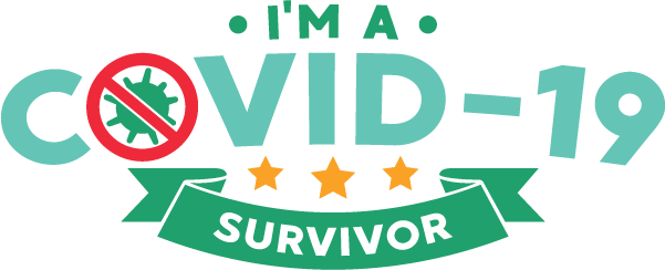 I'm A COVID-19 Survivor SVG Cut File