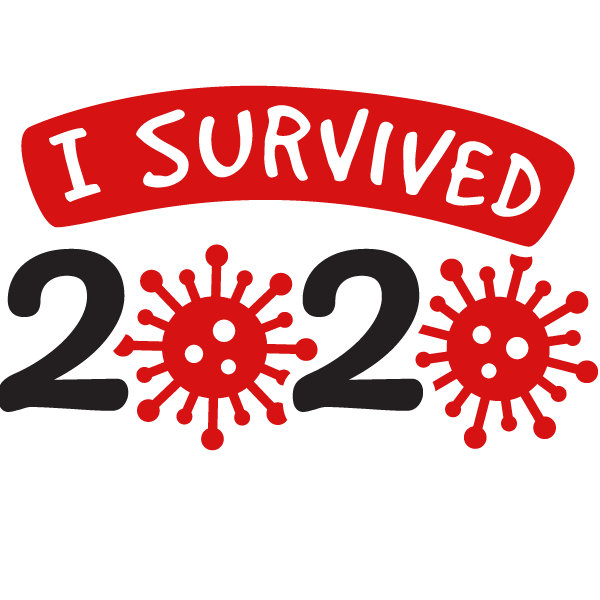 I Survived 2020 SVG Cut File
