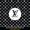 louis vuitton DIGITAL CUT DXF SVG EPS PNG