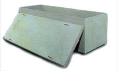Concrete Grave Liner - C-Box - Outer Burial Container