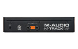 M-Audio M-TRACK PLUS interfaz
