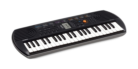 Casio mini teclado SA-77