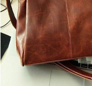 Tote Retro Leather Bag