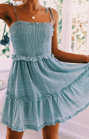 DINA cute boho dress