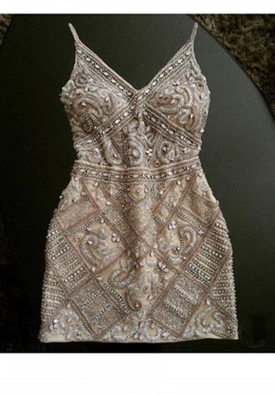 CORA bandage lace  dress