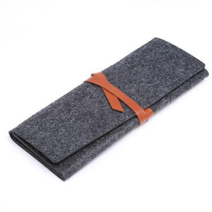 The  Simple Vintage Felt Bandage Bag