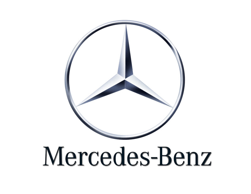 Genuine Mercedes-Benz Deflection Guide Pulley V-Ribbed Belt