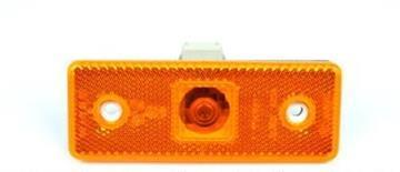 Genuine Mercedes-Benz Exterior Lamp Side Amber