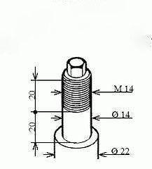 BMW Shock Absorber Front