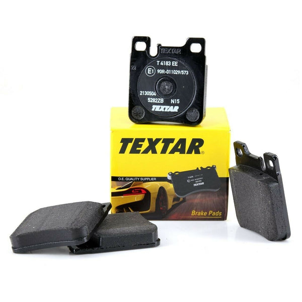 Genuine TEXTAR Mercedes-Benz Brake Pad Set Rear