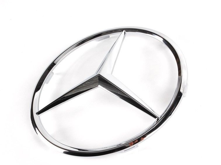 Genuine Mercedes-Benz Grille Emblem Star