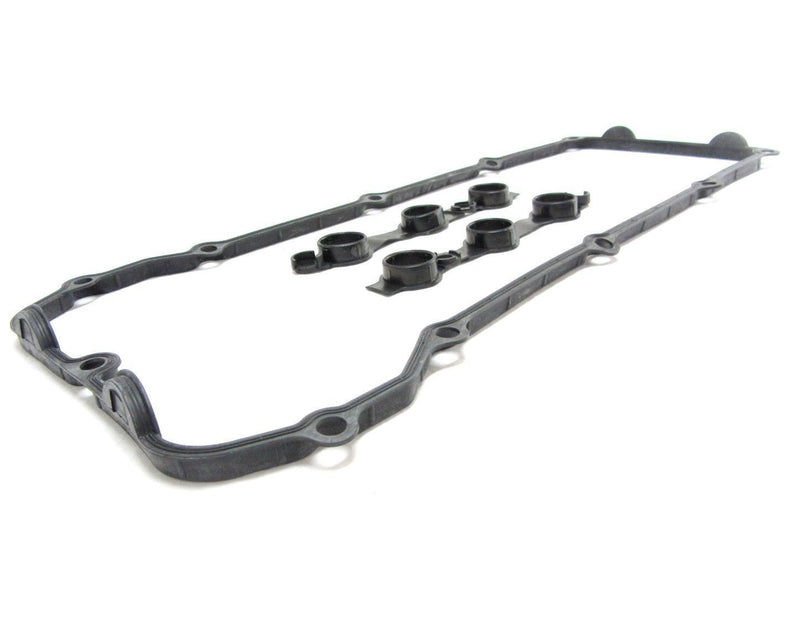 Genuine ELRING BMW Cylinder Head Valve Rocker Cover Gasket Set