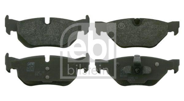BMW Brake Pad Set Rear
