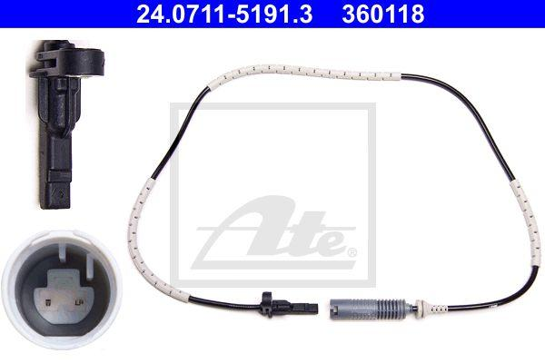 Genuine Ate BMW ABS Wheel Speed Sensor