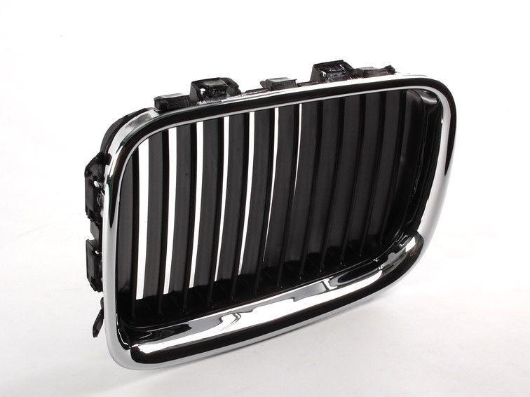 BMW Kidney Radiator Grille Chrome and Black