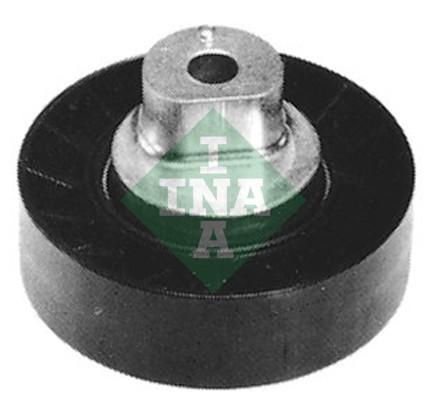 Genuine INA BMW Tensioner Deflection Pulley V-Ribbed Belt