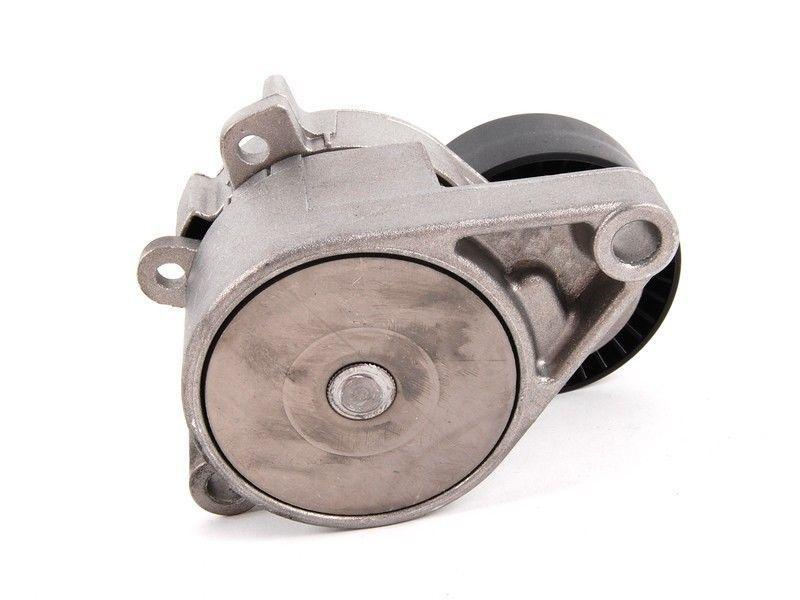 Genuine INA BMW Engine Belt Tensioner and Pulley V-Ribbed Belt