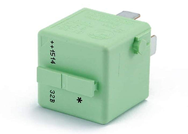 Genuine BMW Mini Multi Function Relay White Green