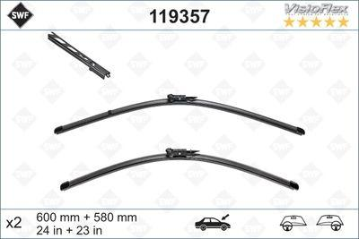 BMW Windscreen Wiper Blade Set