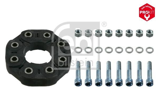 Mercedes-Benz Propeller Drive Shaft Universal Joint Flex Disc Guibo Kit