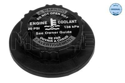Mercedes-Benz Engine Coolant Radiator Cap