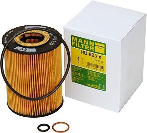 Genuine Mann BMW Engine Oil Filter and Seal Kit