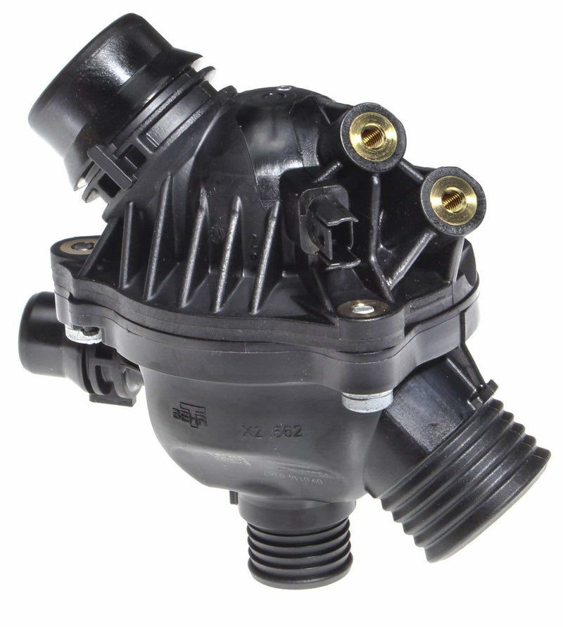 Genuine BEHR BMW Thermostat and Housing Engine Coolant Water