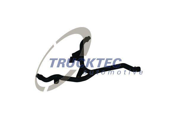 BMW Engine Coolant System Water Pipe