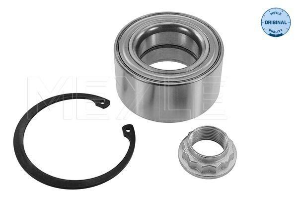BMW Wheel Bearing Kit Rear Axle