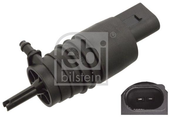 Mercedes-Benz Windscreen Washer Fluid Pump