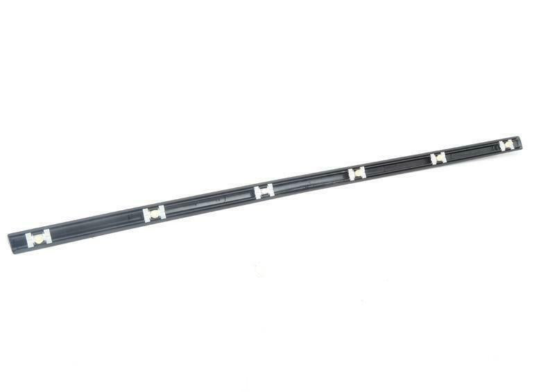 Genuine BMW Front Fender Moulding Rubber Trim