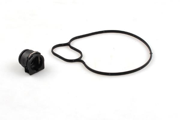 BMW Water Pump and Seal with Coolant Flange Plug