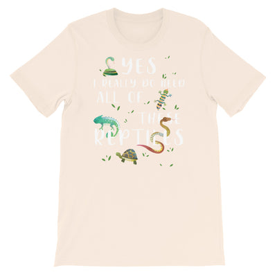 Reptile Shirt, Great Reptile Lover Gift For Women and Men, Cute Reptile Graphic