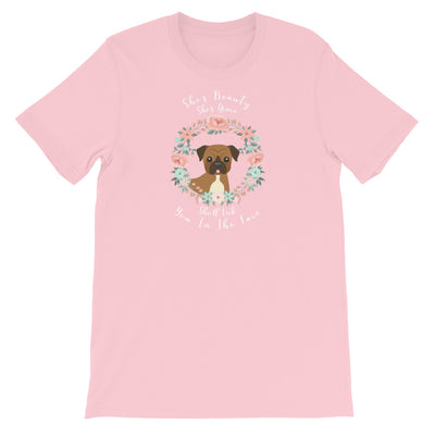 Funny Boxer Dog Shirt, Women Men, Boxer Dog Lover Gift, Boxer Dog Top, Cute Boxer Dog Graphic
