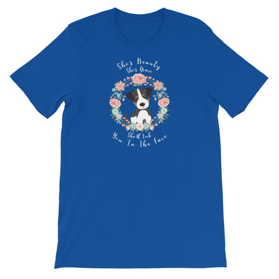 Funny Jack Russell Shirt, Women Men, Jack Russell Lover Gift, Cute Jack Russell Graphic Tee