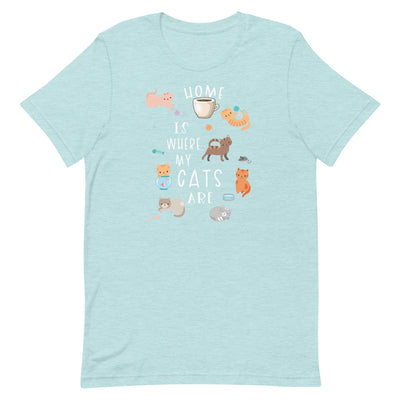Funny Cute Cat Shirt - Cat Lover Gift - Cat T-shirt - Cute Cat Graphic