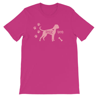 Funny Boxer Dog Shirt, Women Men, Boxer Dog Lover Gift, Cute Boxer Graphic, Crazy Boxer Lady