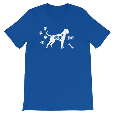 Funny Boxer Dog Shirt, Boxer Dad, Boxer Dog Lover Gift, Boxer Dog Top, Cute Boxer Dog Graphic