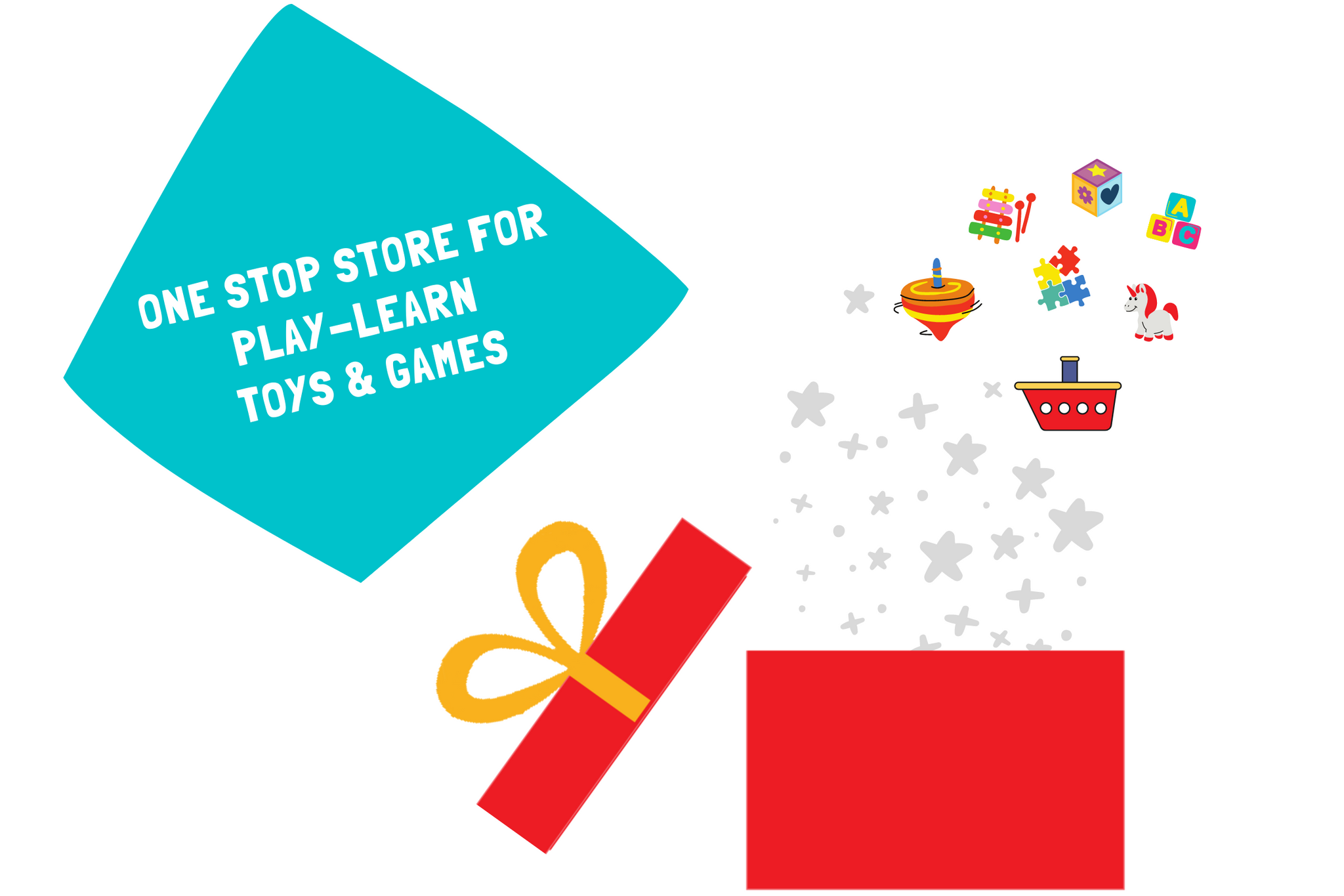 A Niche One Stop Store for Play Learn Toys & Games at GiftWaley.com