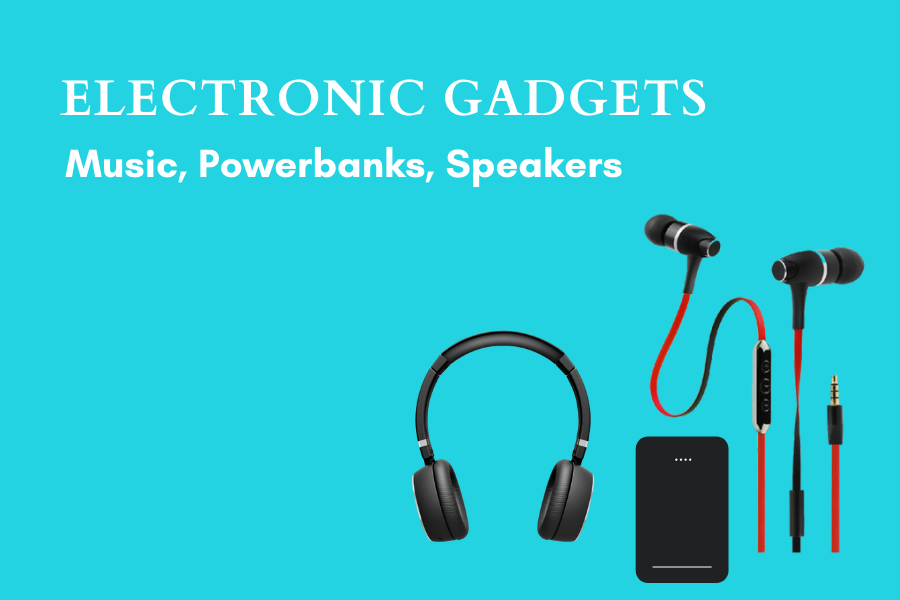 Music and Electronic Gadgets