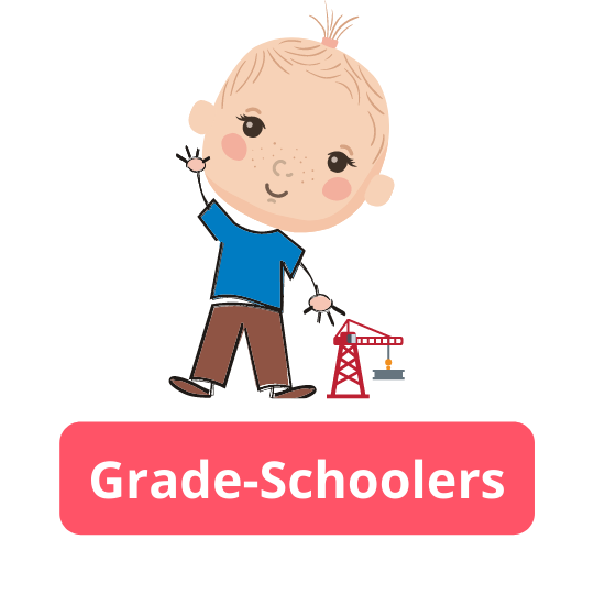 Gradeschoolers Play Learn Toys and Games Online in India at GiftWaley