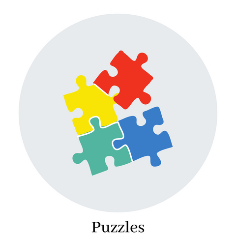 Buy Puzzle Games Online In India at GiftWaley.com